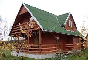 Domek Drewniany Na Kaszubach