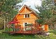 Królewskie Agrowczasy - Domy w Lesie