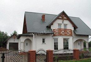 Biały Domek w Męcikale