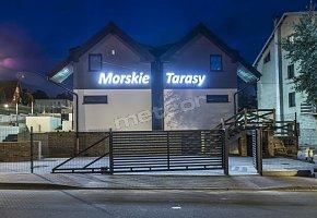 Morskie Tarasy - Domki Apartamentowe