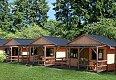 domki letniskowe Jurata - Camping Na Skarpie