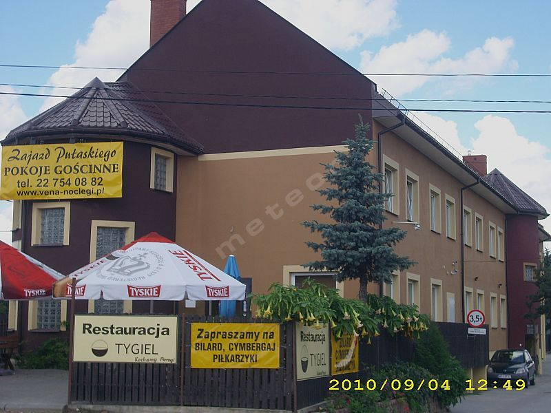 Zajazd Pułaskiego - Warszawa w Zasięgu Ręki