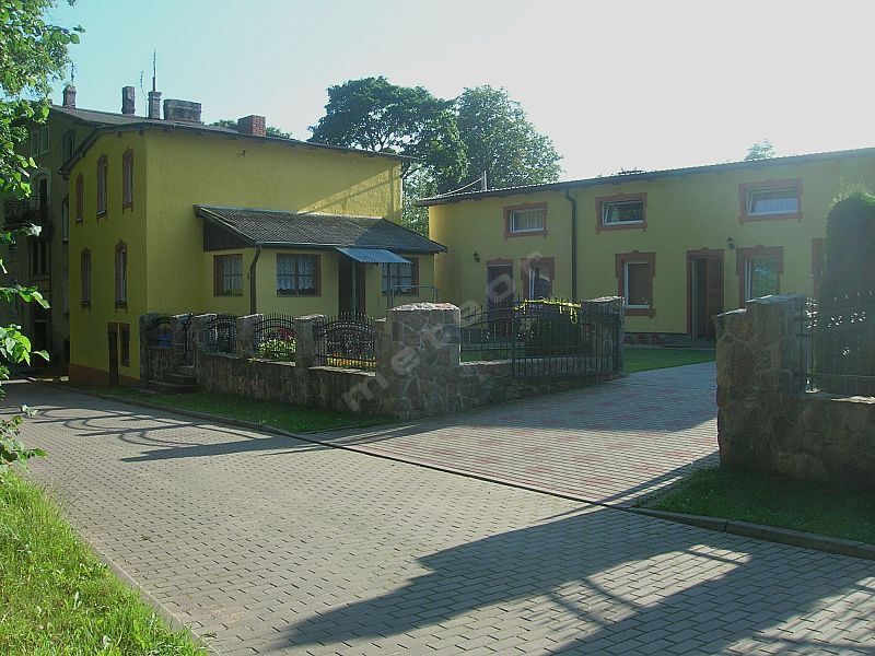 Pokoje Gościnne W Parku