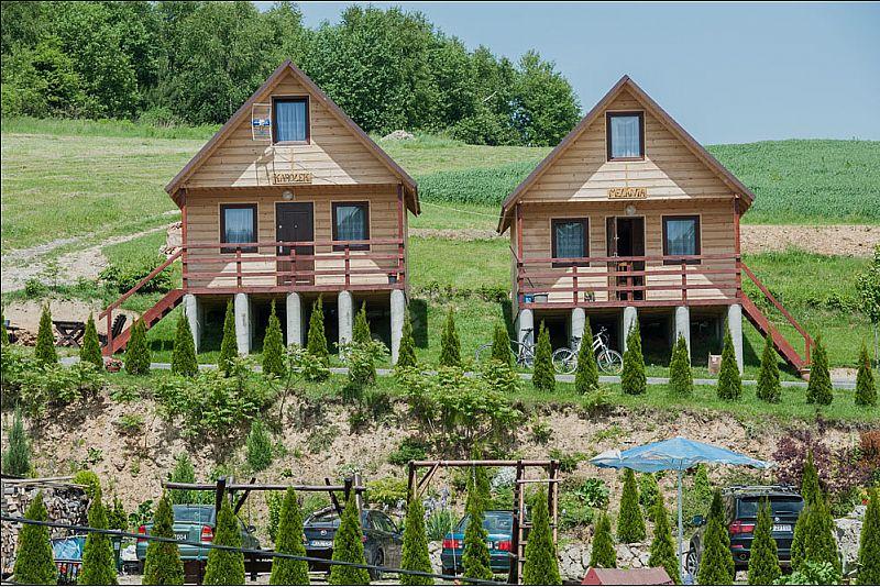Agroturystyka - Domek w różach