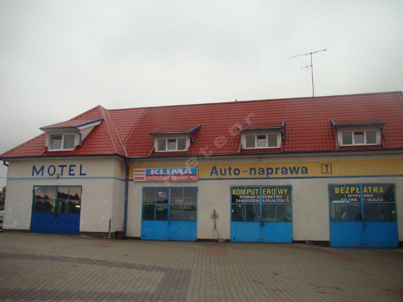 Motel - Stacja Paliw Żuralski