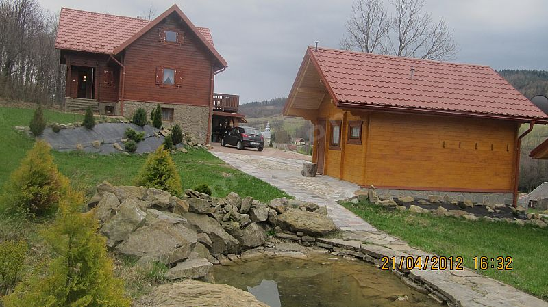 Domki letniskowe - Zielone Wzgórze
