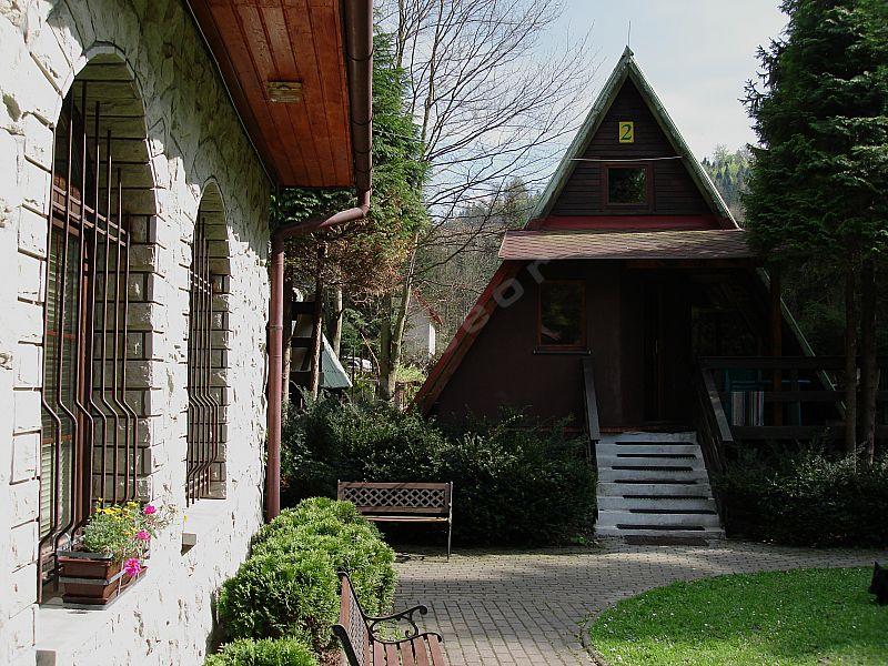Brenna Leśnica - Domki Letniskowe Typu Brda