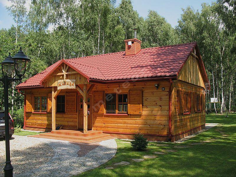 Luksusowy Domek Drewniany Podkarpacie