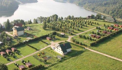 Domki Nad Jeziorem - Panorama