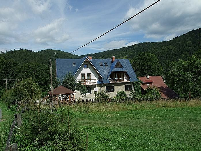 Agroturystyka Dom Pod Błękitnym Dachem