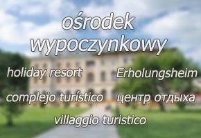 Ośrodek Wypoczynkowy Eko-Różanka