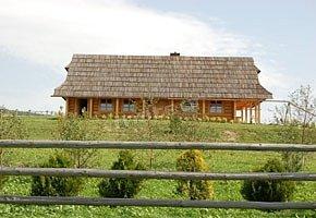 Chata w Bałuciance