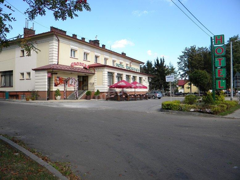 Hotel - Restauracja Grodzka