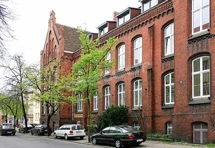 Schuljugendherberge in Bydgoszcz