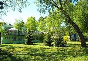 Hotelik - Ośrodek Wypoczynkowy Leśna