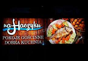 Hotel - Restauracja Na Haczyku