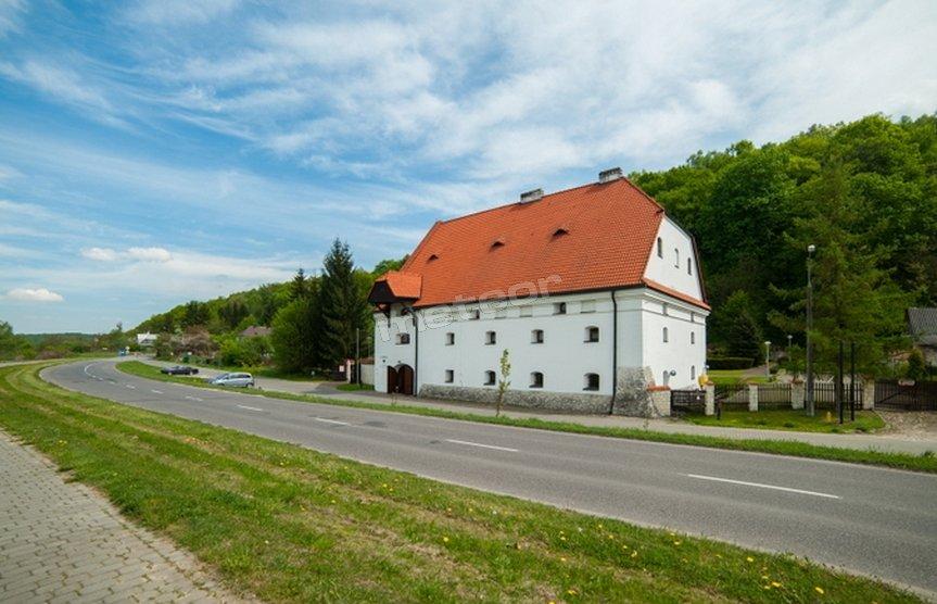 Front budynku Spichlerza