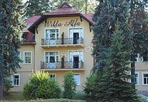 Ośrodek Wczasowo-Sanatoryjny Willa Alfa