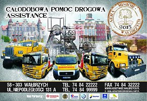 AERA Pomoc Drogowa i Holowanie 24h