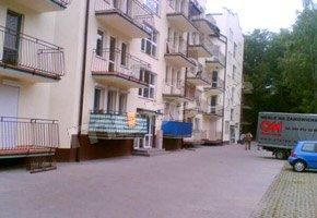 Apartamentowiec MORSKIE OKO