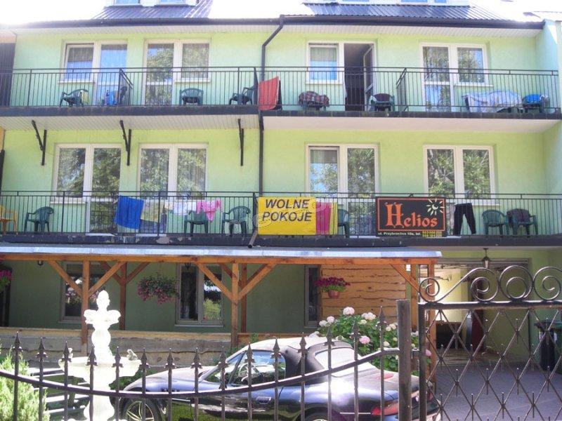 Dom Wczasowy Helios