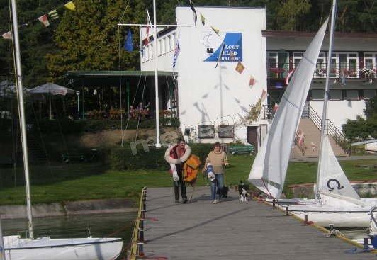 Jacht Klub Zagłębia Miedziowego Chalkos Port