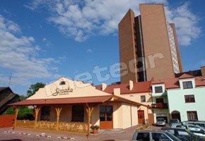 Obiekt Hotelarski - Restauracja Sonata