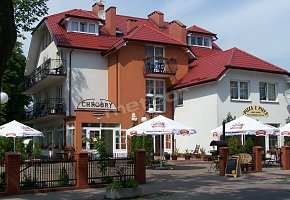 VILLA CHROBRY w Mielnie