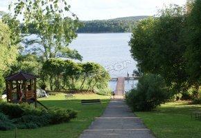 Ścieżka nad jezioro