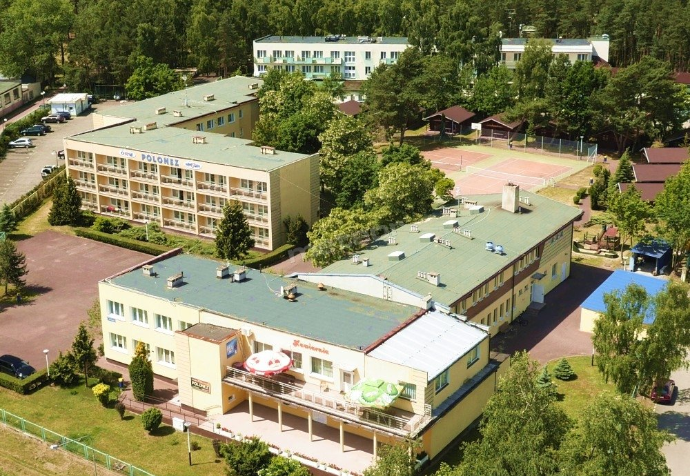 Rehabilitation and Holiday Centre Polonez