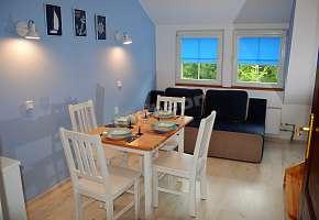 salon w niebieskim