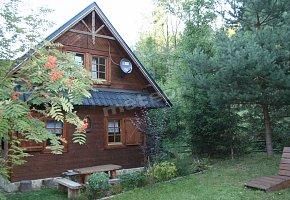 Domy w Gorcach