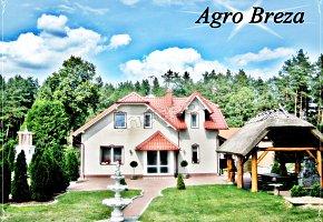 Agro Breza - domek nad jeziorem