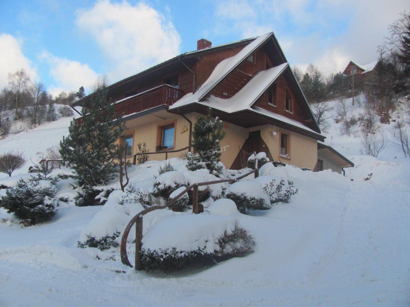 Nasz dom w zimowej oprawie :)