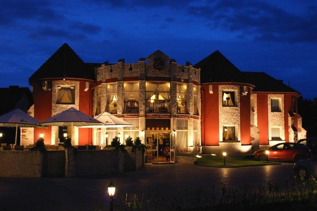 Restauracja Pałacyk Wielicki