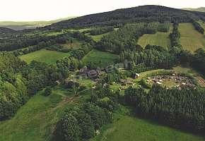 Dolina Harmonii - położona w ustronnym miejscu u podnóża Góry Mgieł w Górach Izerskich