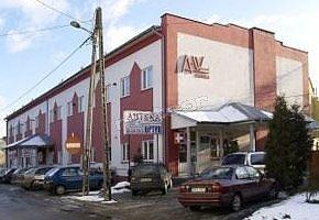 Restauracja  Terapia - Noclegi
