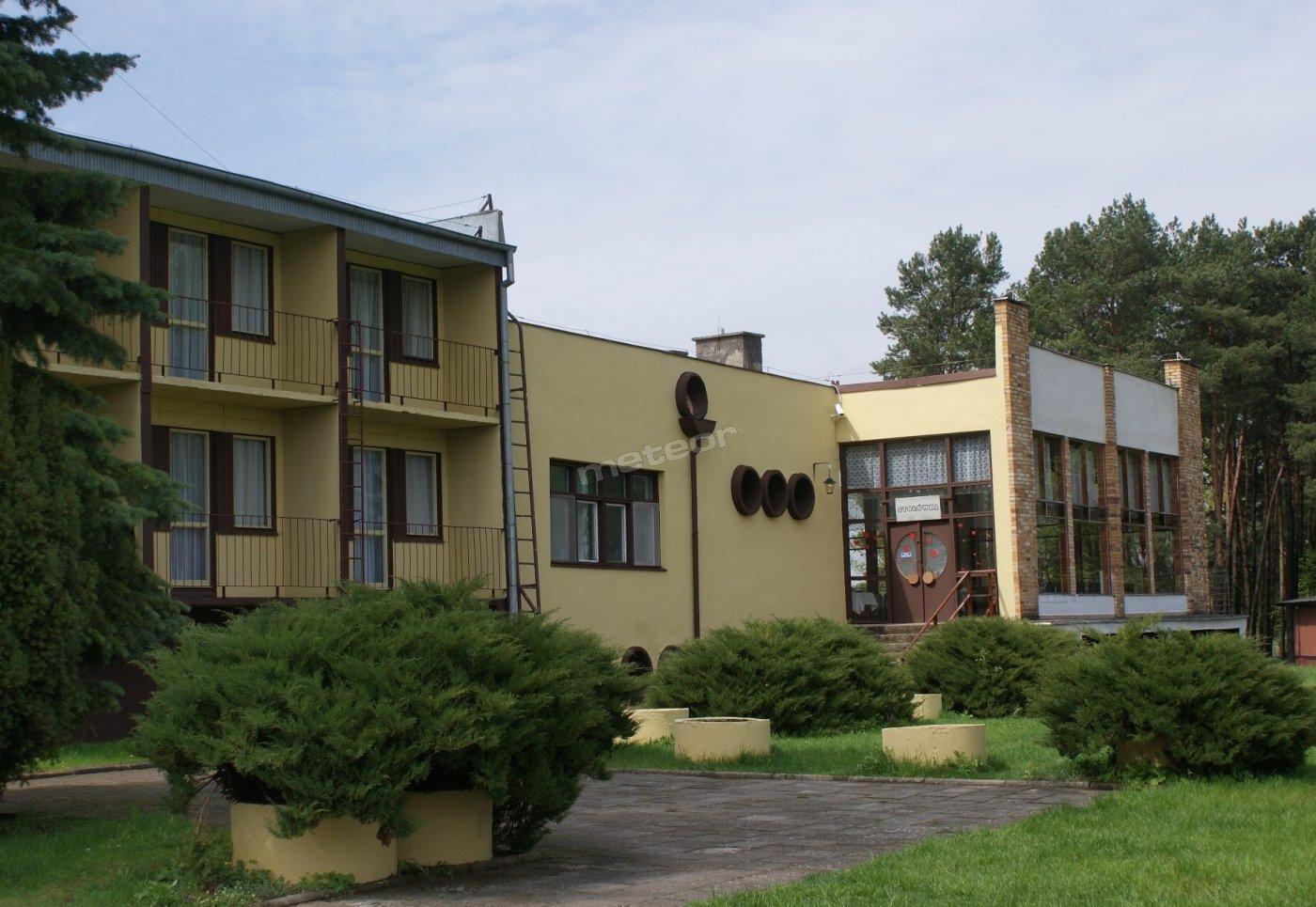 Budynek hotelowy