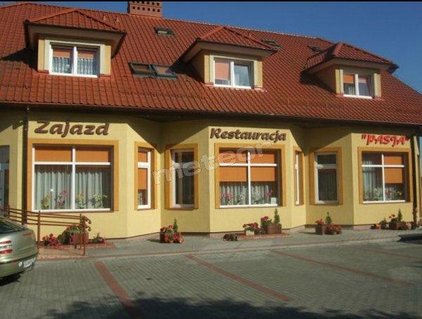 Hotel - Restauracja Pasja
