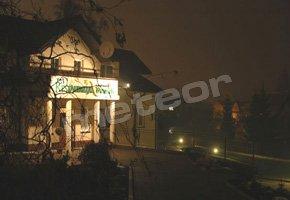 Restauracja, Hotel Leśny Dworek