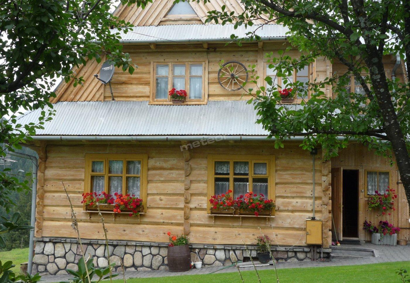 Pokoje Gościnne u Styrczulów z Widokiem na Tatry