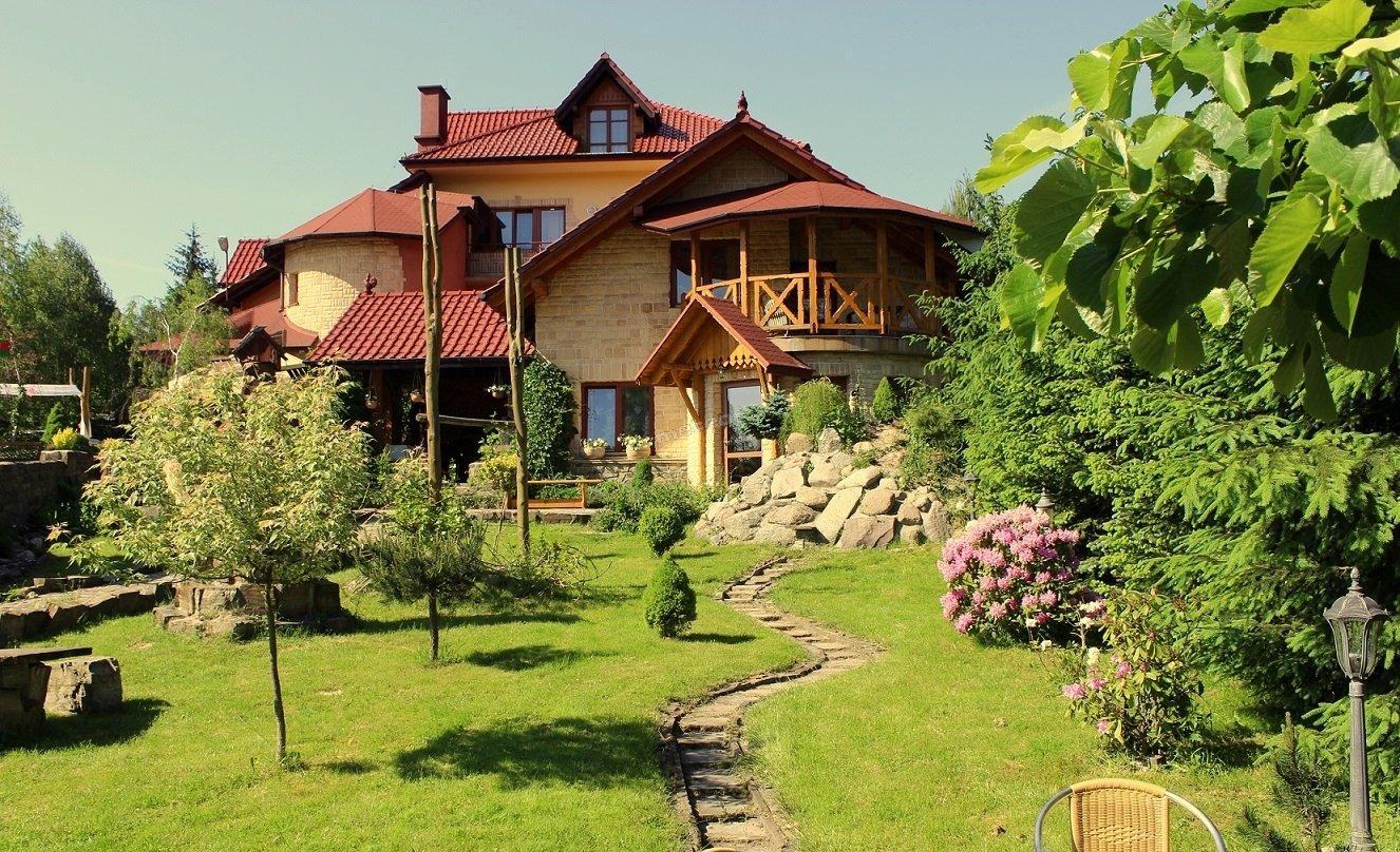 Gasthof, Apartments