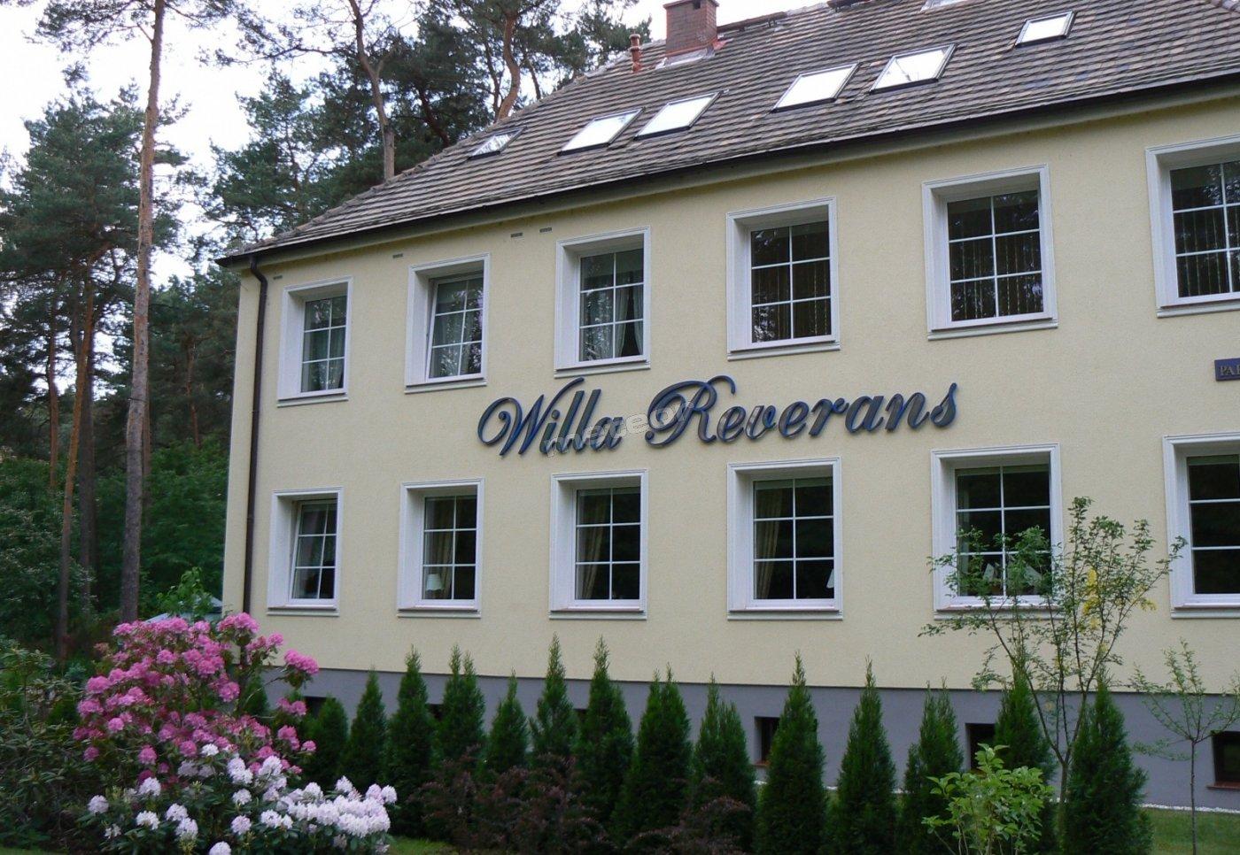 Willa Reverans