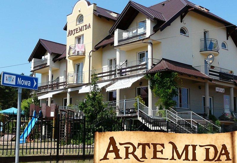 Dom Wypoczynkowy Artemida