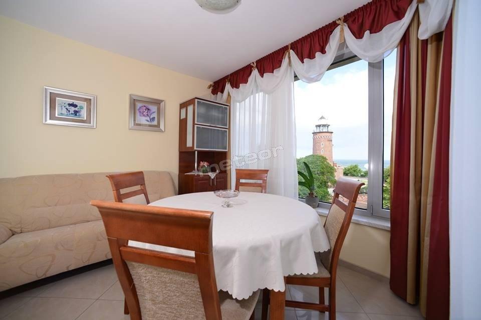 Apartament 6-osobowy z najpiękniejszym widokiem na morze i Latarnię