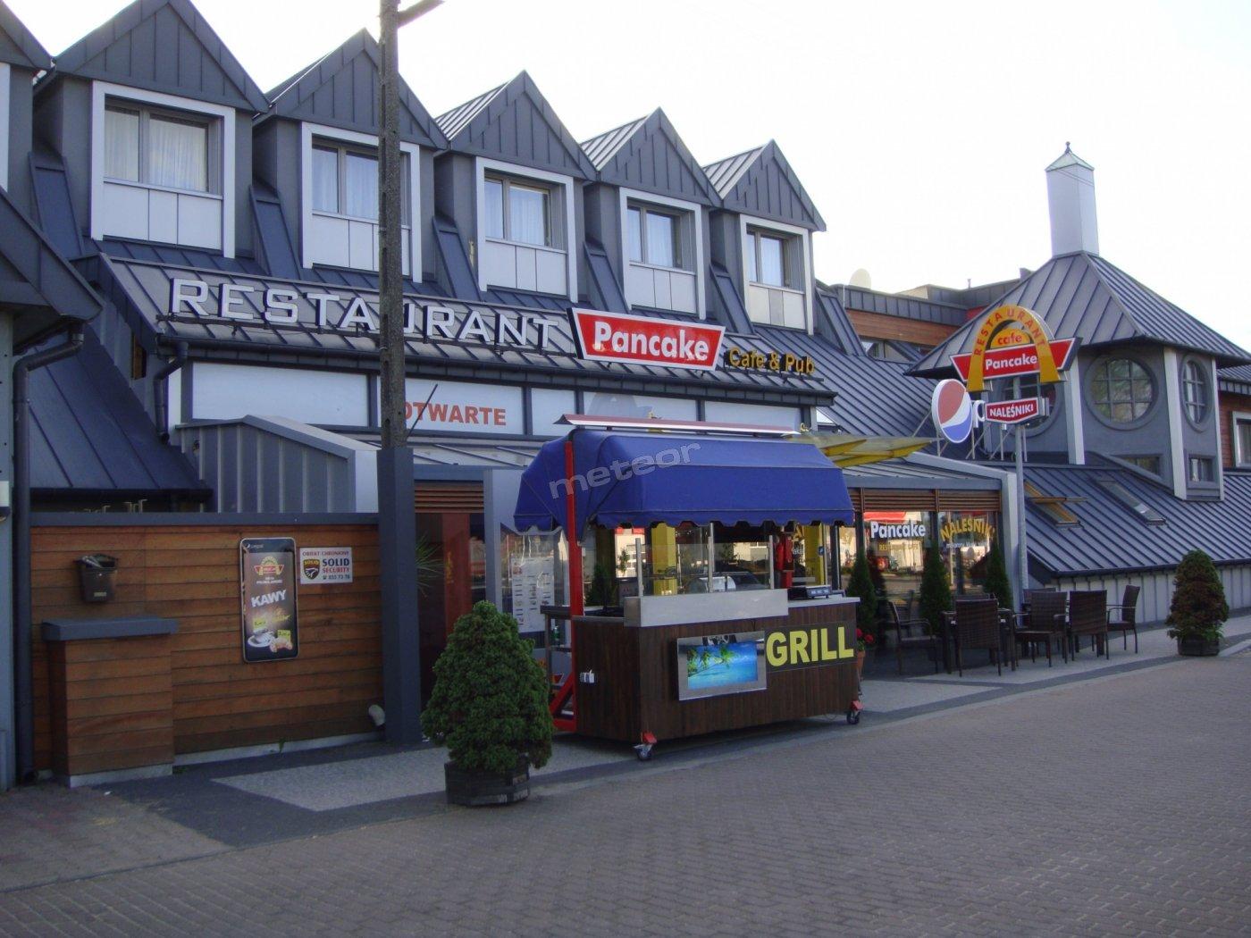Restauracja Pancakes, Naleśnikarnia i Hotel Delicja
