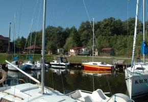 basen portowy,domek 4 osobowy,domek 5 osobowy