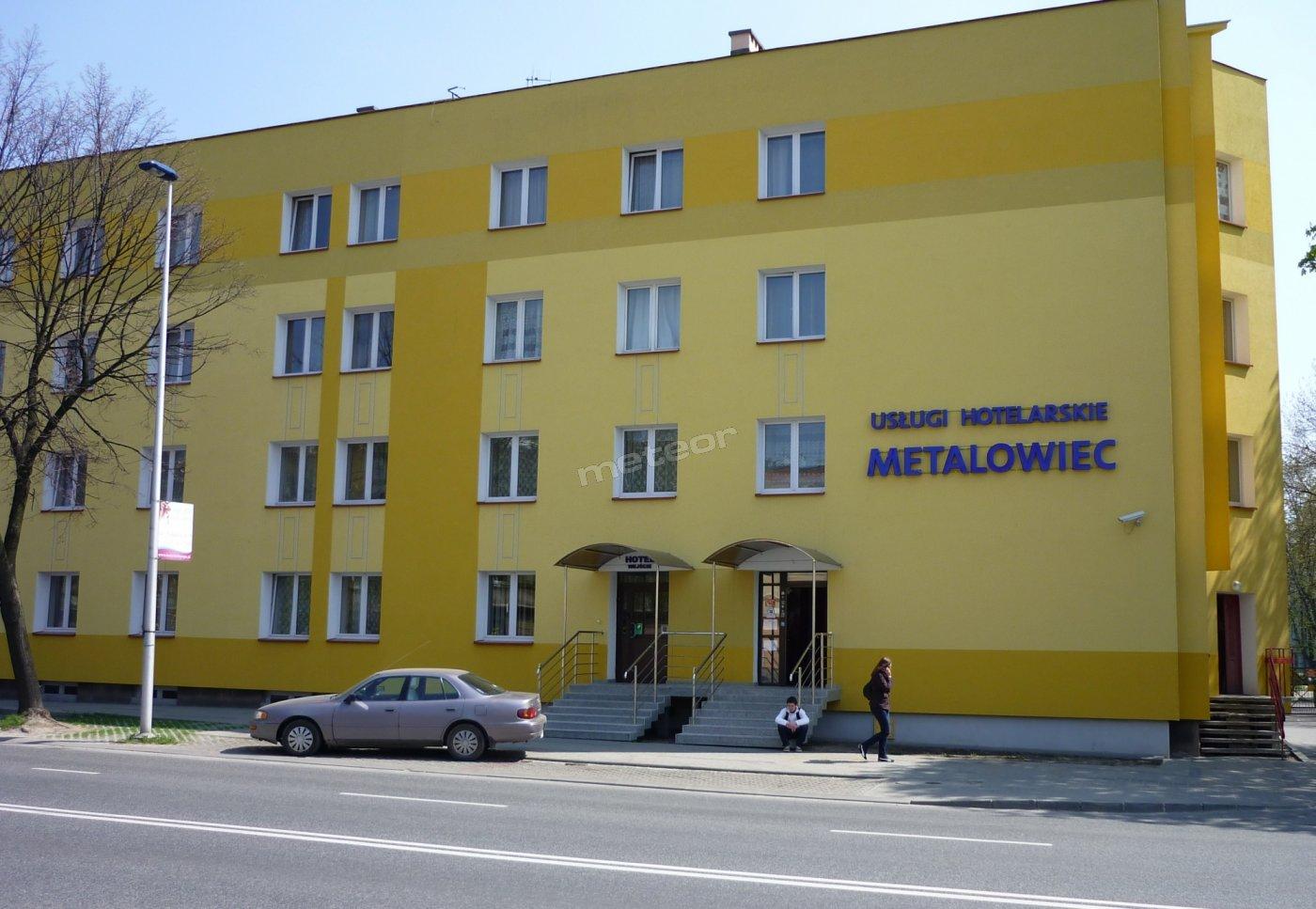 Usługi Hotelowe Metalowiec