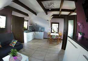 Appartements 5 m od Morza