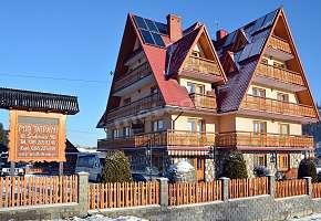 Dom Wypoczynkowy Pod Tatrami